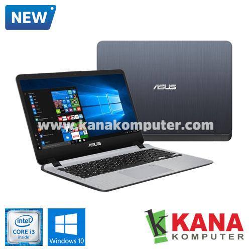Asus Core i3 7020U A407UA-BV319T (Grey) + Windows 10