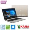 Asus Core i3 7020U A407UF-BV062T (Gold) + Windows 10