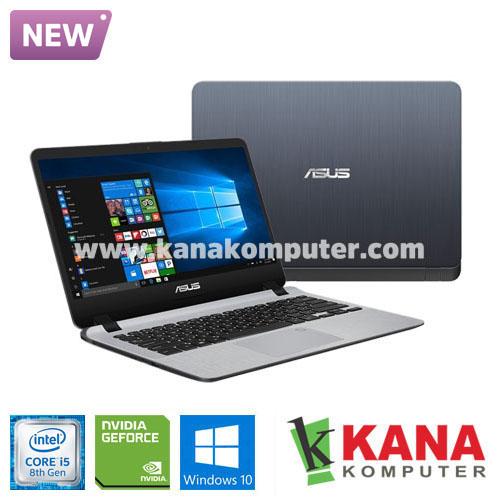 Asus Core i5 8250U A407UF-BV531T (Grey) + Windows 10