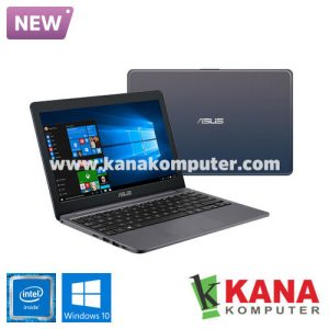 "Asus Dual Core 11.6"" E203MAH-FD011T (2GB) (Grey) + Windows 10"