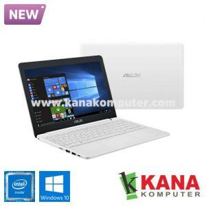 """Asus Dual Core 11.6"""" E203MAH-FD012T (2GB) (White) + Windows 10"""