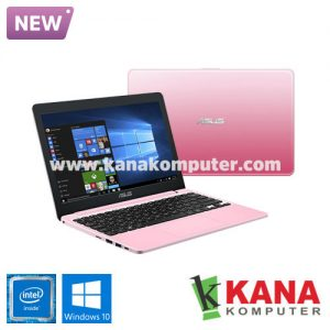 "Asus Dual Core 11.6"" E203MAH-FD013T (2GB) (Pink) + Windows 10"