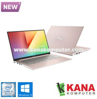 Asus Core i3 8145U Vivobook S S330FA-EY301T (Pink) +SSD 256GB +Windows 10