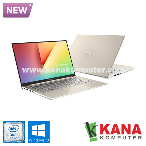Asus Core i3 8145U Vivobook S S330FA-EY302T (Gold) +SSD 256GB +Windows 10