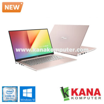 Asus Core i5 8265U Vivobook S S330FA-EY501T (Pink) +SSD 256GB +Windows 10