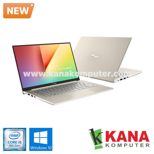 Asus Core i5 8265U Vivobook S S330FA-EY502T (Gold) +SSD 256GB +Windows 10