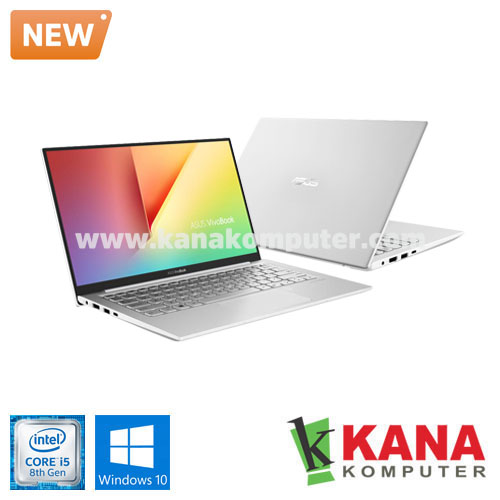 Asus Core i5 8265U Vivobook S S330FA-EY503T (Silver) +SSD 256GB +Windows 10