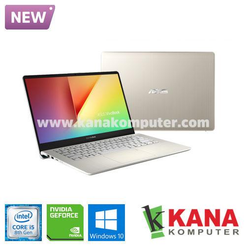 Asus Core i5 8265U Vivobook S S430FN-EB525T (Gold) +SSD 256GB +Windows 10