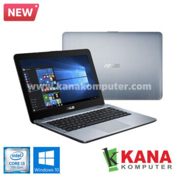 Asus Core i3 7020U X441UA-GA312T (Silver) + Windows 10