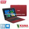 Asus Core i3 7020U X441UA-GA313T (Red) + Windows 10