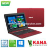 Asus Core i3 7020U X441UB-GA313T (Red) + Windows 10