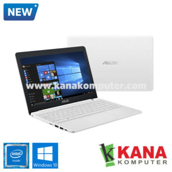 "Asus Dual Core 11.6"" E203MAH-FD412T (4GB) (White) + Windows 10"