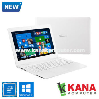 Asus Dual Core X441MA-GA014T (1TB) (White) + Windows 10
