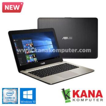 Asus Core i3 7020U X441UA-GA311T (Black) + Windows 10
