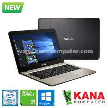 Asus Core i3 7020U X441UB-GA311T (Black) + Windows 10