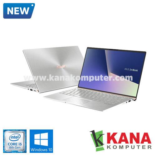 Asus Core i5 8265U Zenbook 13 UX333FA-A5802T (Silver) +SSD 256GB +Windows 10