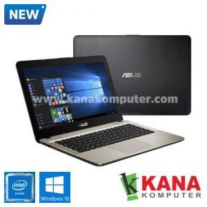 Asus Dual Core X441MA-GA011T (1TB) (Black) + Windows 10