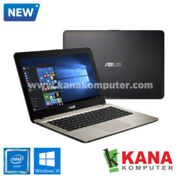 Asus Dual Core X441MA-GA011T (1TB) (Black) + Windows 10