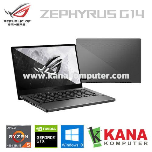Asus Rog Zephyrus G14 Ga401ii R55ta8g Eclipse Grey Ssd 512gb Windows 10 Kana Komputer Toko Laptop Terbaik Pusat Notebook Bergaransi Resmi Asus Hp Lenovo Msi Gaming Pusat Smartphone Asus Zenfone